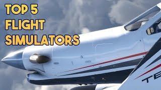 Top 5 | Must Have | Flight Simulators 2020 Part 1