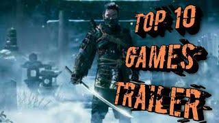 Top 10 GAME TRAILERS ... BEST TOP 10 GAMES ONLINE/OFFLINE FOR ANDROID AND IOS...
