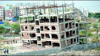 Top 10 Amazing Building Demolition Dangerous Heavy Equipment Excavator Work Compilation
