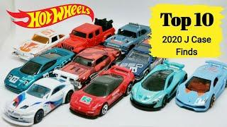 Hot Wheels 2020 J Case Top 10 finds in South Africa