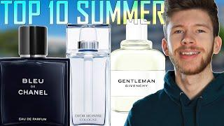 TOP 10 SUMMER DESIGNER FRAGRANCES FOR 2020 | GREAT SUMMER CHOICES