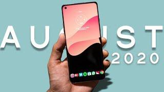 Top 10 Android Apps To Download-August 2020!