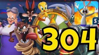 Field Goal Wheel - Looney Tunes World of Mayhem - Gameplay 304