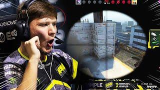 S1MPLE SHOWS YOUR SENSE PERFECT OR HACKER? THE MOLOTOV YOU'VE NEVER SEEN! CS:GO BEST MOMENTS!