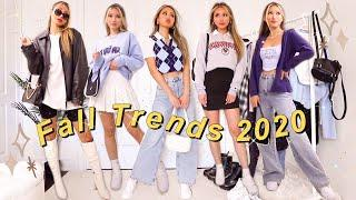 TOP 10 FALL FASHION TRENDS 2020 that you can actually wear
