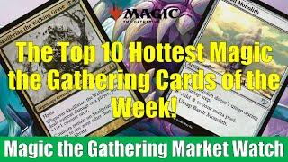 MTG Market Watch Top 10 Hottest Cards of the Week: Basalt Monolith Heats Up