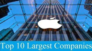 Top 10 Largest Companies In 2020