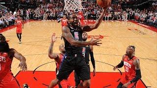 Clippers Hold Harden to 16 Points! 7-42 From 3! 2019-20 NBA Season