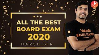 Good Luck for Your Board Exam | Stay Motivated for Class 10 Board Exam| Student Motivational Vedantu