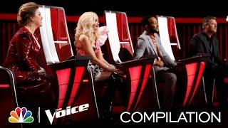 The Best Performances from the Beginning of the Live Performances - The Voice 2020