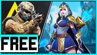 Top 10 BIG Upcoming FREE TO PLAY Games 2020 (PS4 SWITCH PC XBOX) NEW FREE Games to Play this Year!