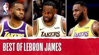 Best of LeBron James | Part 1 | 2019-20 NBA Season