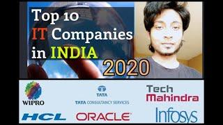 Top 10 IT Companies in India 2020   List of Best IT company in India 2020   Information Technology
