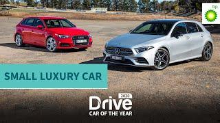 2020 Best Small Luxury Car: Mercedes-Benz A-Class, Audi A3 | 2020 Drive Car of the Year