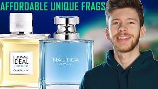 10 INCREDIBLY AFFORDABLE HIGH QUALITY DESIGNER FRAGRANCES | UNIQUE CHEAP SCENTS
