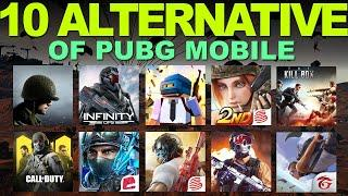10 Alternative Games of PUBG Mobile in year 2020 - For Mobile and PC Emulator