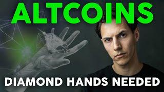 Altcoins are Mooning! Do you have diamond hands? | Get Rich with Crypto