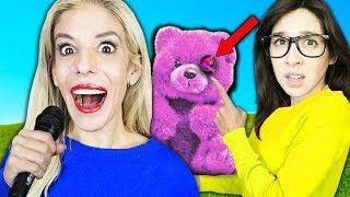 New BEST FRIENDS SONG Reveals SECRET Hidden Cameras in HOUSE! (24 Hour Music Video Challenge)