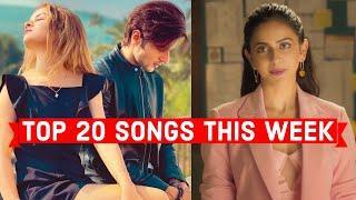 Top 20 Songs This Week Hindi/Punjabi 2021 (April 18)   Latest Bollywood Songs 2021