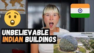 Developing INDIA - Top 10 Most AMAZING buildings in INDIA! | SHOCKED Reaction!