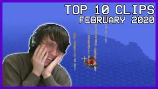 Top 10 Twitch Clips (February 2020)