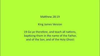 Top 10 Bible verses Number 10