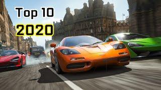 Top 10 Racing Game Releases of 2020