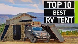 Top 10 Best RV & Camper Trailer Tents for Camping