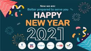 2020 was our best teacher : Suruchi Consultants wishing Happy New Year 2021