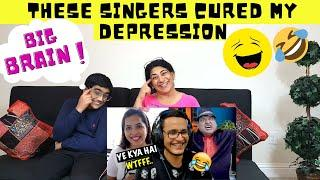 These Singers Cured My Depression   Triggered Insaan   Reaction !!