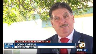 Political Analyst John Dadian - 10news New year will bring local political change