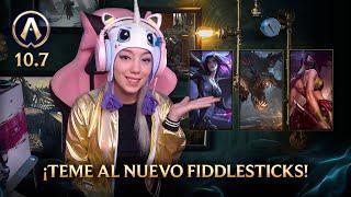 Actualizando LoL 10.7: ¡Teme al nuevo Fiddlesticks! | League of Legends
