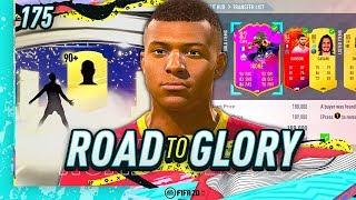 FIFA 20 ROAD TO GLORY #175 - 90 RATED WALKOUT!!