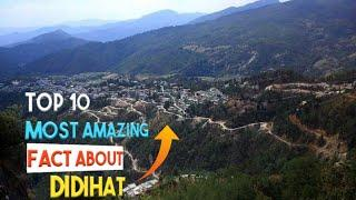 TOP 10 FACT ABOUT DIDIHAT-  PART 1