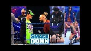 WWE Smackdown 19th March 2020 Full Highlight HD - WWE Smackdown Highlight 19/3/2020 Full HD
