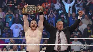 Sheamus cashes in Money in the Bank contract at Survivor Series 2015