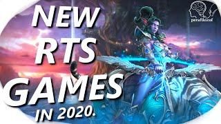 ❗ 13 Upcoming Top RTS Games in 2020. for PC and consoles | New Strategy and Tactics games
