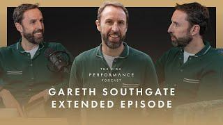 Exclusive interview with England Manager, Gareth Southgate!   High Performance Podcast