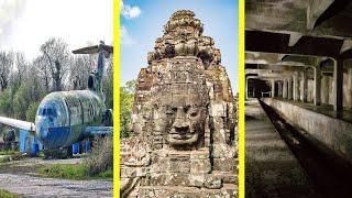 दुनिया के 10 अविश्वसनीय परित्यक्त स्थान | Top 10 Incredible Abandoned Places