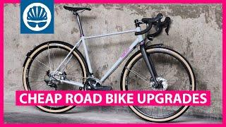 Top 5 | Cheap Road Bike Upgrades That Will Make Your Bike Better