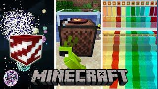 Top 10 Minecraft Mods Of The Week | Block Diversity, Go Fish, Map Atlases, Phireworks & More!
