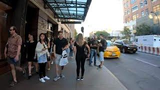 ⁴ᴷ⁶⁰ Walking NYC (Narrated) : Chelsea from 14th Street to 34th Street Hudson Yards via 9th Avenue