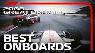 Emirates Best Onboards | 2008 British Grand Prix
