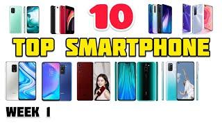 10 TOP Favorite Smartphone | Most Favorite Smarphone 1 Mei 2020 | by daily interest GSM ARENA