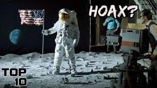 Top 10 Scary Nasa Theories