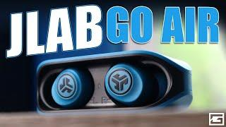 Excellent Value For Only $30! : The NEW JLab Go Air True Wireless