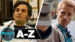 The Best Thriller Movies of All Time from A to Z