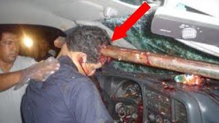 Top 10 Most Dangerous Road Accident In The World   The India Rise