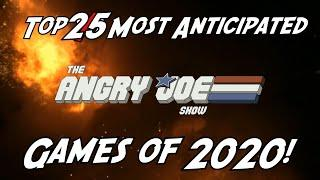 Top 15 Most Anticipated Games of 2020!