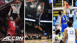 2019-20 ACC Basketball Top 5 Plays Of The Week: Week 10